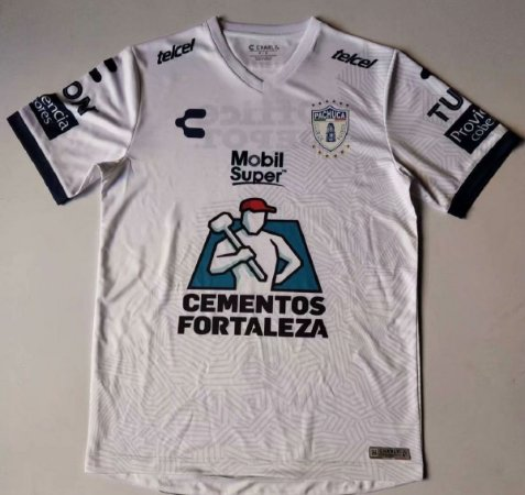 Camisa Pachuca 2020-21 (Away-Uniforme 2)