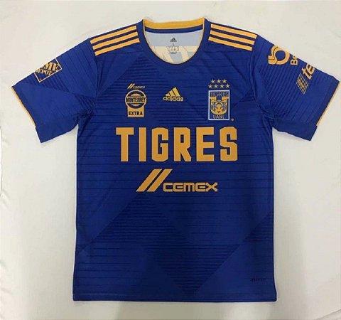 Camisa Tigres 2020-21 (Away-Uniforme 2)