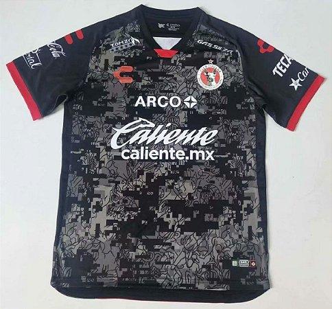Camisa Tijuana 2020-21 (Home-Uniforme 1)