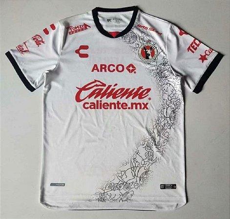 Camisa Tijuana 2020-21 (Away-Uniforme 2)