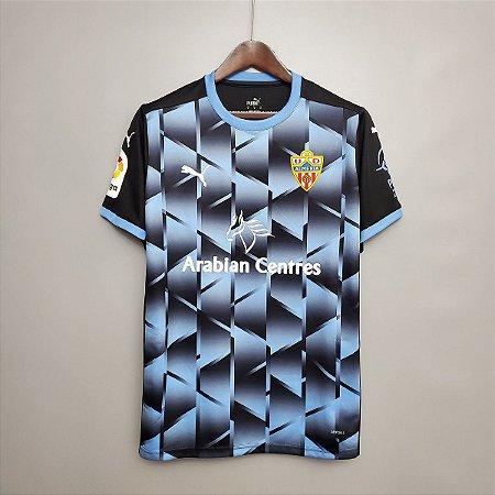 Camisa Almería 2020-21 (Away-Uniforme 2)