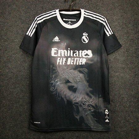 Camisa Real Madrid 2020  (Humanrace)