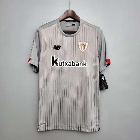 Camisa Athletic Bilbao 2020-21 (Away-Uniforme 2)