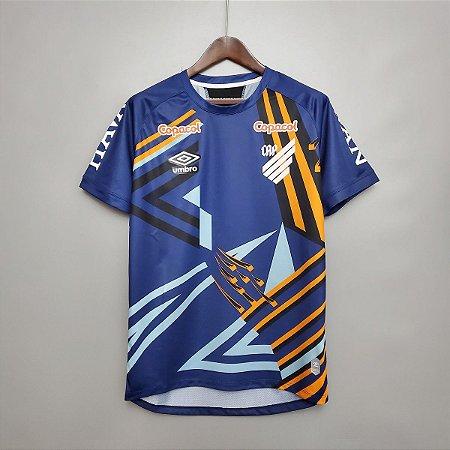 Camisa Atlético-PR 2020-21 (goleiro)