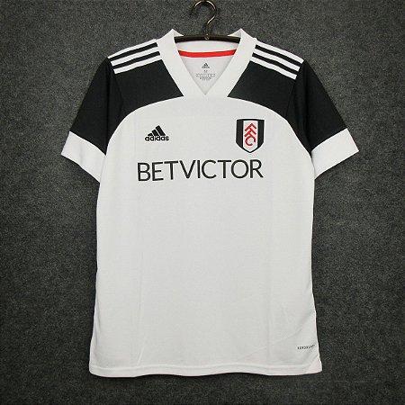 Camisa Fulham 2020-21 (Home-Uniforme 1)