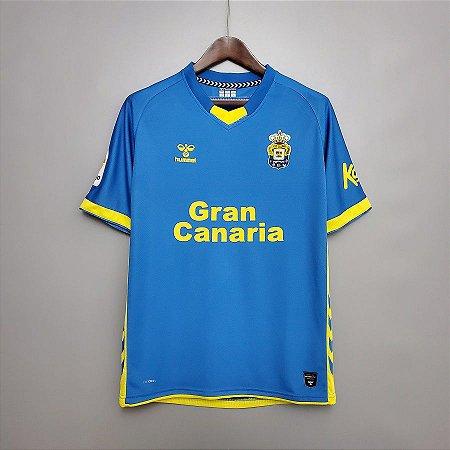 Camisa Las Palmas 2020-21 (Away-Uniforme 2)