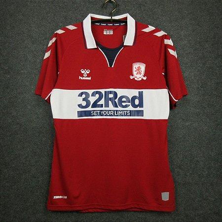 Camisa Middlesbrough 2020-21 (Home-Uniforme 1)