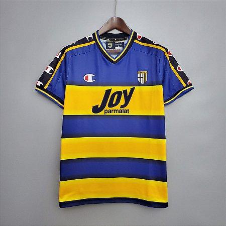 Camisa Parma 2001-2002 (Home-Uniforme 1)