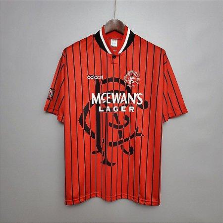 Camisa Rangers 1994-1995 (Away-Uniforme 2)