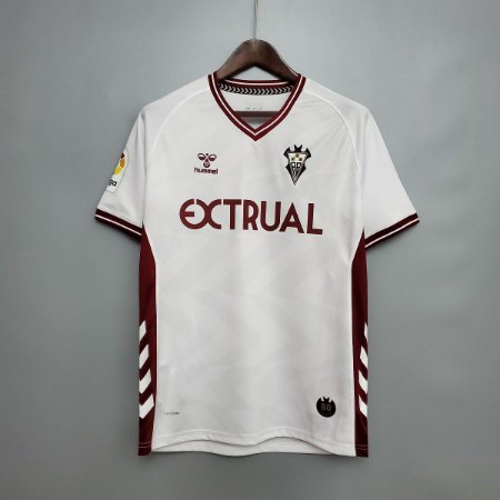 Camisa Albacete 2020-21 (Home-Uniforme 1)