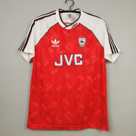 Camisa Arsenal 1990-1992 (Home-Uniforme 1)