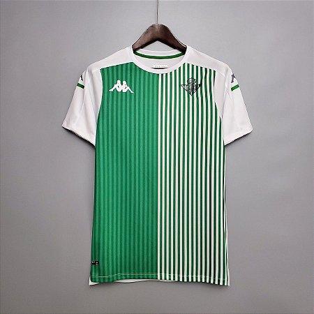 Camisa Betis (pré-jogo) 2020-21
