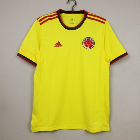 Camisa Colômbia 2020-21 (Home-Uniforme 1)