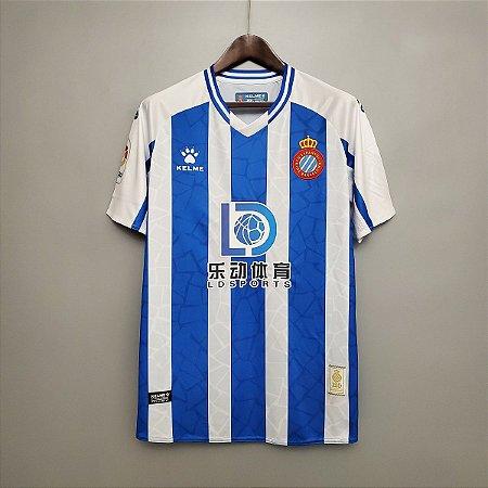 Camisa Espanyol 2020-21 (Home-Uniforme 1)