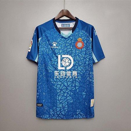 Camisa Espanyol 2020-21 (Away-Uniforme 2)