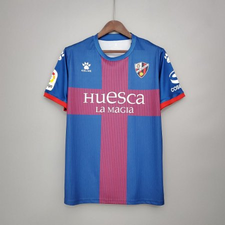 Camisa Huesca 2020-21 (Home-Uniforme 1)