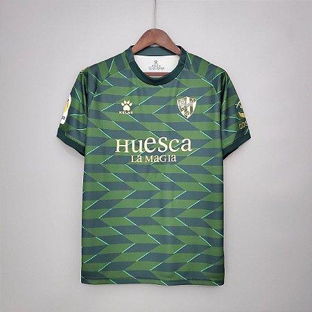 Camisa Huesca 2020-21 (Third-Uniforme 3)