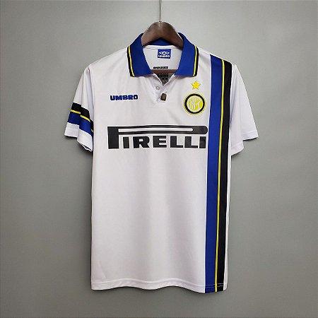Camisa Internazionale 1997-98 (Away-Uniforme 2)