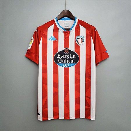 Camisa Lugo 2020-21 (Home-Uniforme 1)