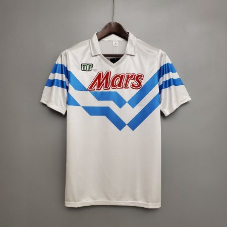 Camisa Napoli 1988-1989 (Away-Uniforme 2)