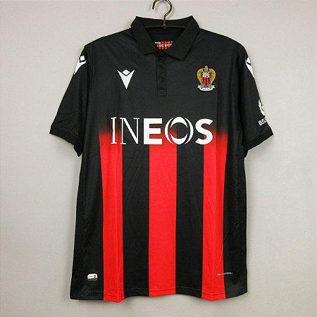 Camisa Nice 2020-21 (Home-Uniforme 1)