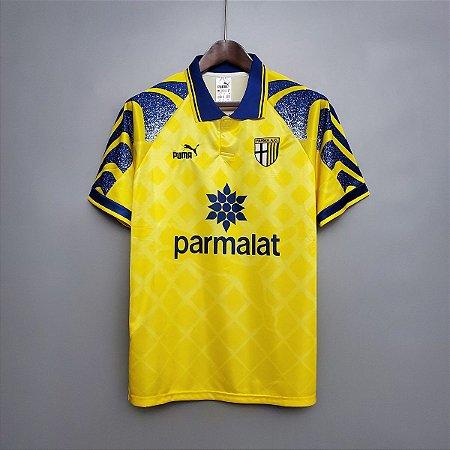 Camisa Parma 1995-1997 (Away-Uniforme 2)