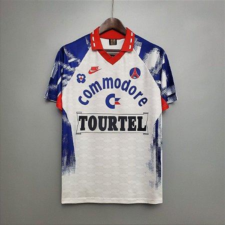 """Camisa Paris Saint Germain """"PSG"""" 1993-1994 (Away-Uniforme 2)"""