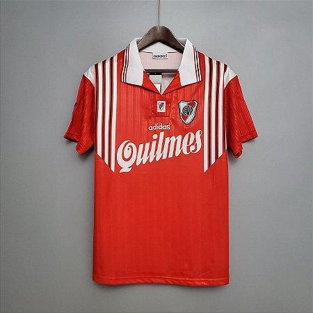 Camisa River Plate 1995-1996 (Away - Uniforme 2)