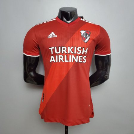 Camisa River Plate 2020-21 (Away-Uniforme 2) - Modelo Jogador