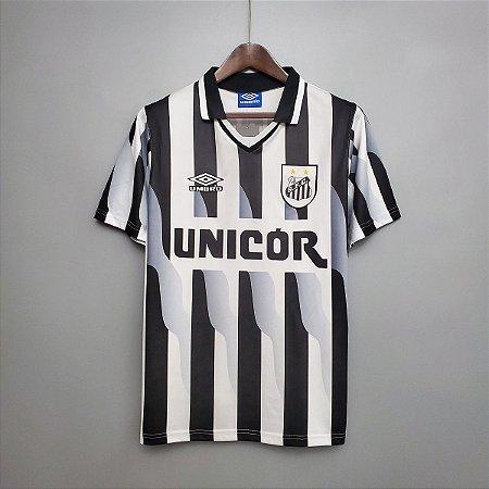 Camisa Santos 1998 (Away-Uniforme 2)
