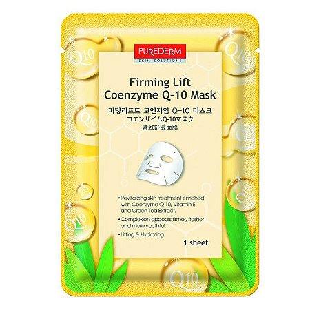 Máscara Rejuvenescedora Coenzyme Q-10 - Purederm - ADS 194