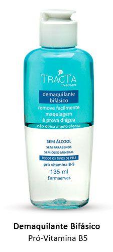 """Demaquilante bifásico """"Tracta"""" 135 ml"""
