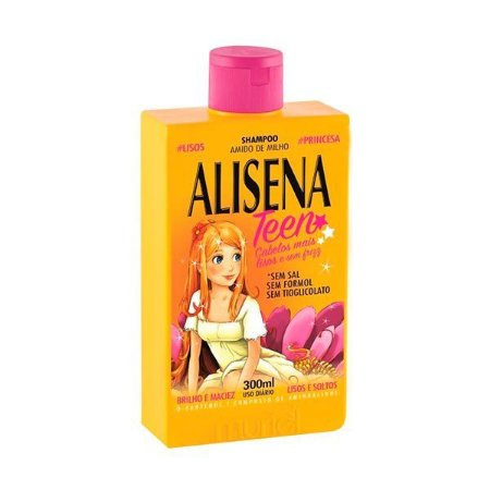 Shampoo Alisena Teen 300ml