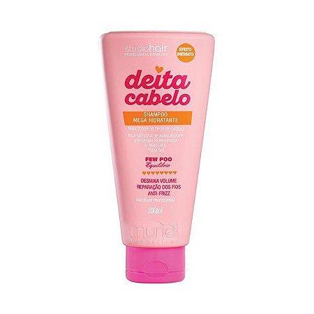 Shampoo Mega Hidratante Muriel Deita Cabelo 300ml