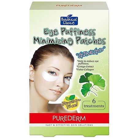 Adesivo Redutor de Inchaço para Olhos - Purederm - ADS 267 6 unidades