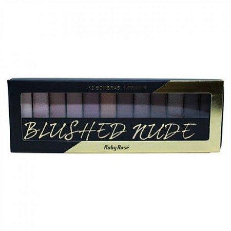 Paleta De Sombras Blushed Nude HB9913