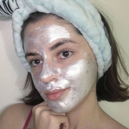 Double Dare OMG! Kit Máscara Facial Platinum Silver: Máscara Borbulhante Detox OMG, Máscara Prata  Peel Off OMG e Pad Sérum Removedor OMG