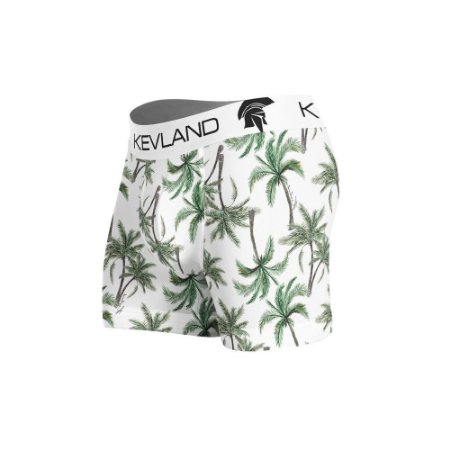 cueca boxer palm trees kevland branco