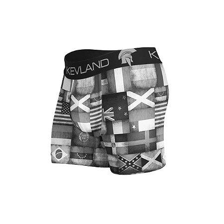 cueca boxer bandeiras kevland preto
