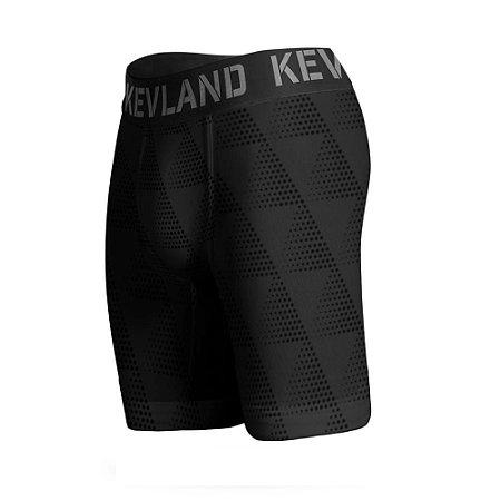 cueca boxer long leg kevland pure sport ii cinza