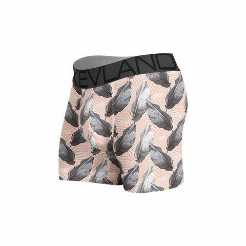cueca boxer kevland pink wings rosa