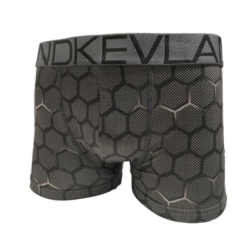 Cueca Boxer Kevland Black Hive