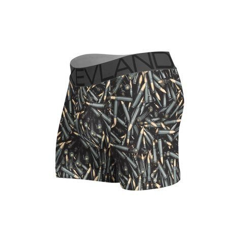 cueca boxer kevland bullets