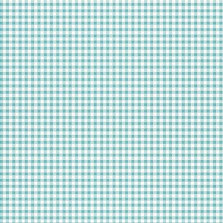 Feltro Color Baby Xadrêz Santa Fé -5028.535 Verde - Medidas 0,40x1,40