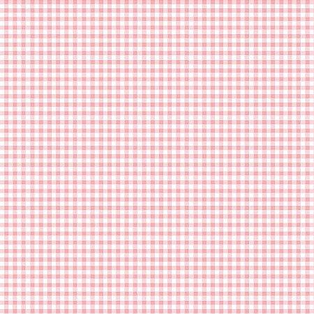 Feltro Color Baby Xadrez Santa Fé -5024.635 Coral - Medidas 0,40x1,40
