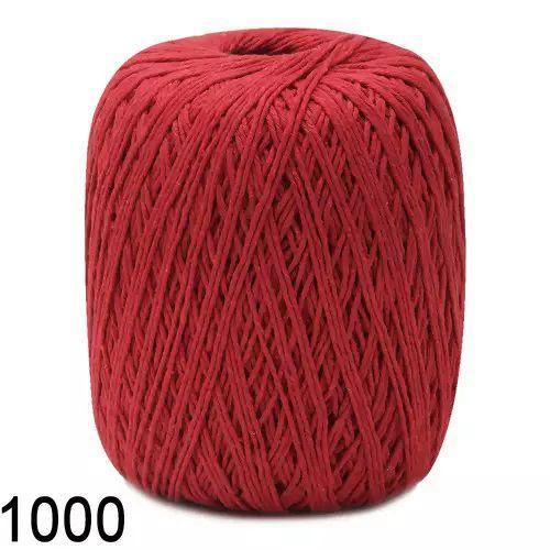 LINHA ECOTRAMA 200 GR 4-8/8 COR-1000 VERMELHO