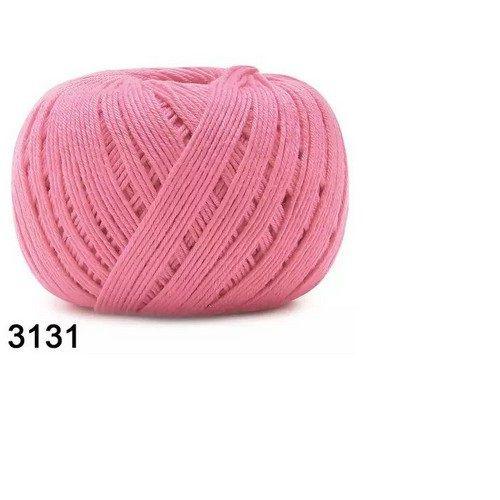 LINHA AMIGURUMI 125 G COR 3131 CHICLETE