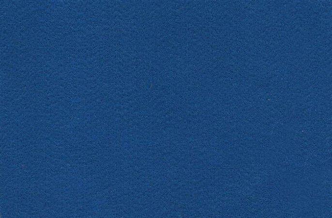 Feltro Liso Azul Oceano 83 Santa fé - Medidas 0,40x1,40