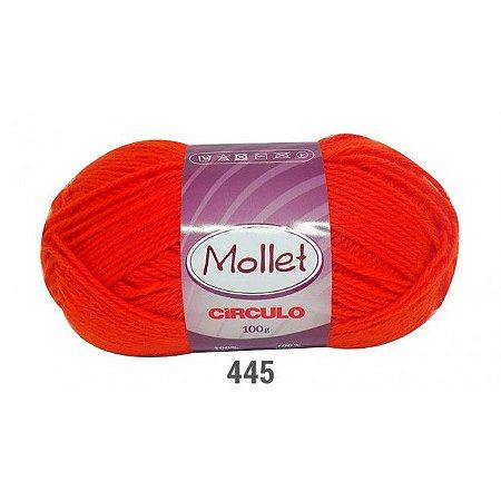 FIO MOLLET CIRCULO COR 0445 100 G