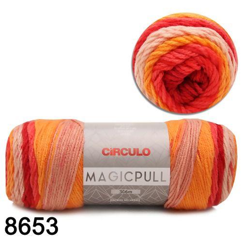 Fio Magicpull Circulo 200g COR 8653